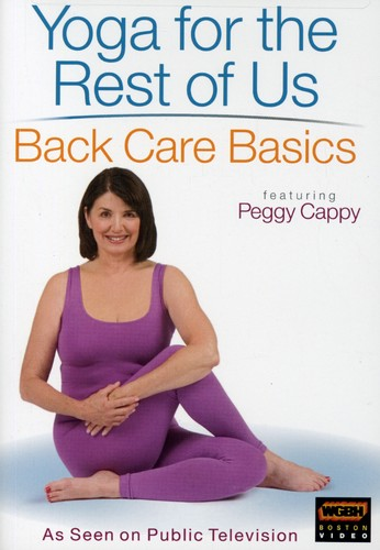 Yoga for the Rest of Us: Back Care Basics