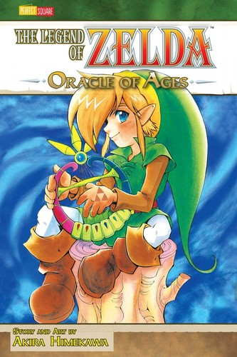 - The Legend of Zelda, Vol. 5: Oracle of Ages