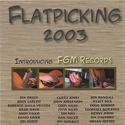 Flatpicking 2003 /  Various