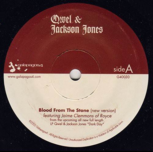 Blood From The Stone [7 inch single]