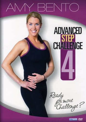 Advanced Step Challenge: Volume 4