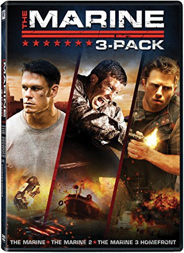 The Marine: 3-Pack