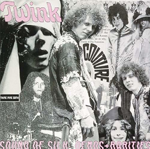 Twink - Sound Of Silk: Demos & Rarities