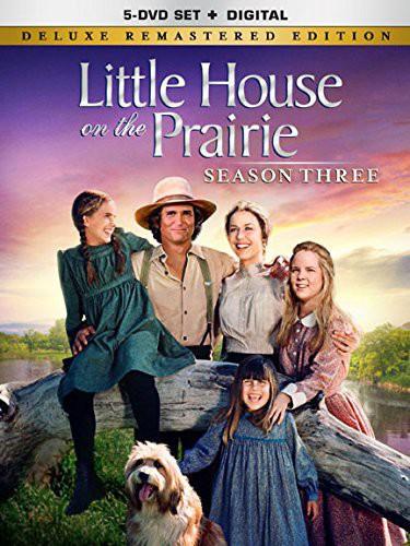 Little House on the Prairie: Season Three