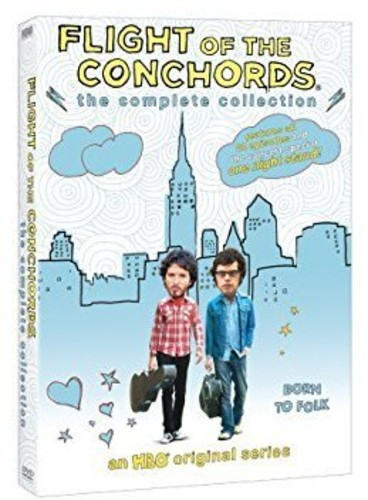 Flight of the Conchords: Complete Collection