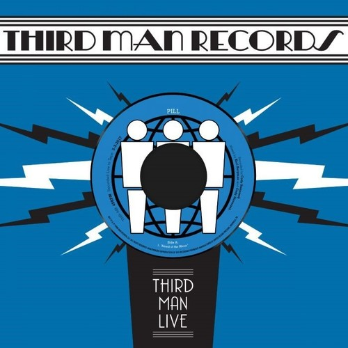 Pill - Afraid of the Mirror / T.V. Wedding Third Man Live [Vinyl Single]