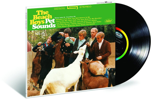 The Beach Boys - Pet Sounds [Stereo LP]