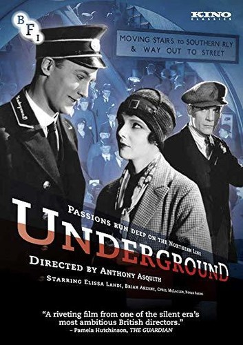 - Underground