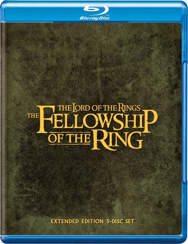 Lord of the Rings: Fellowship of the Ring [Import]