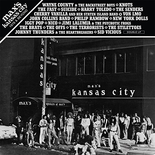 Maxs Kansas City 1976 / Various Exed - Max's Kansas City 1976 / Various (Exed)