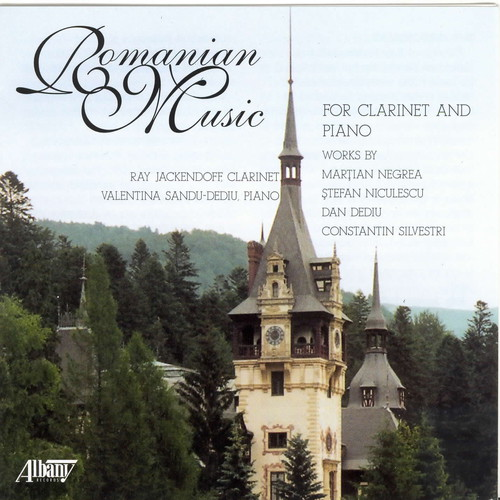 Romanian Music for Clarinet & Piano