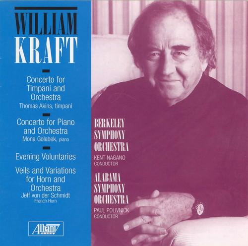 Concerto for Timpani & Orchestra