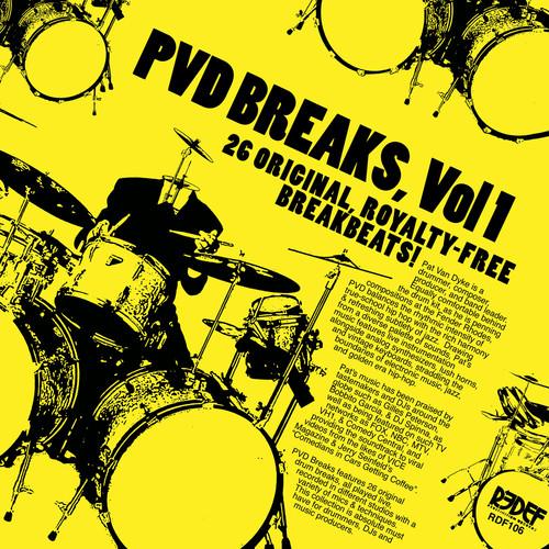 Pvd Breaks Vol 1 (royalty Free Breaks)