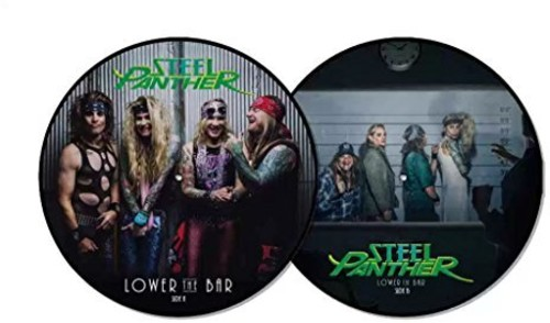 Steel Panther - Lover The Bar (Bitchin' Picture Disc Edition)
