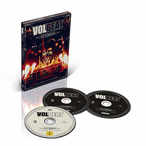 Volbeat - Let's Boogie! From Telia Parken [2CD+DVD]