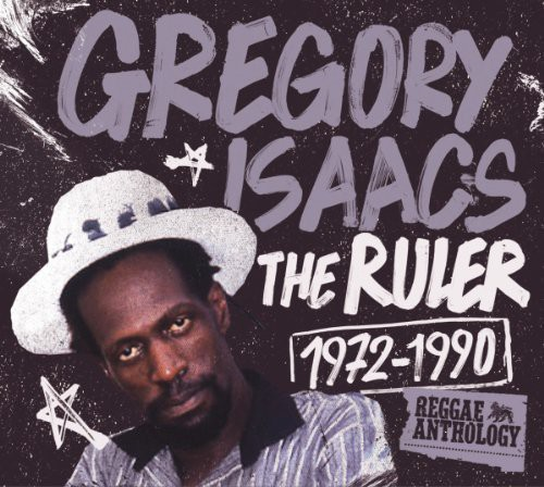 Gregory Isaacs - Ruler (1972-90)
