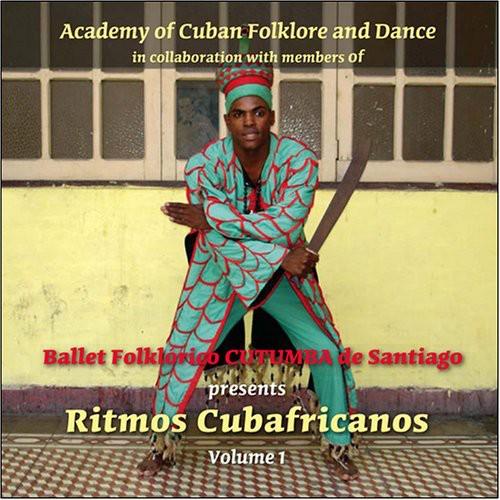Ballet Folklrico Cutumba/ Academy of Cuban F 1