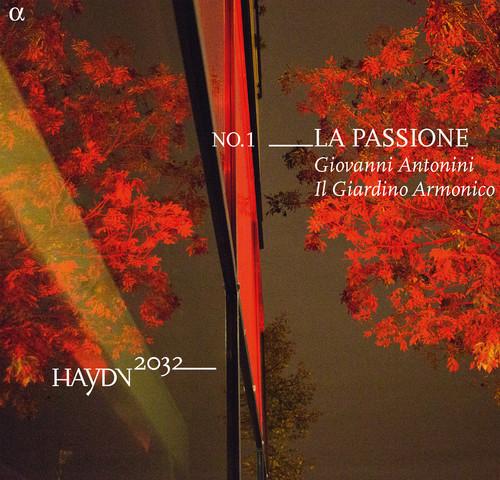 Haydn 2032-La Passione
