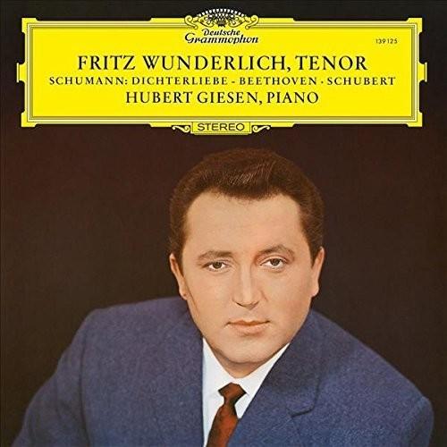 Schumann: Dichterliebe Beethoven /  Schubert: Liede