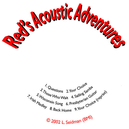 Red's Acoustic Adventures