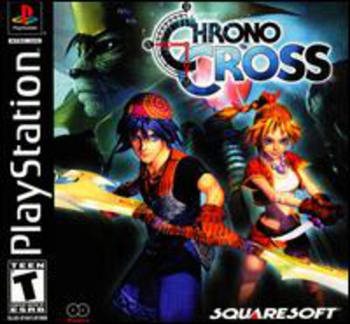 Playstation - Chrono Cross(Playstation)