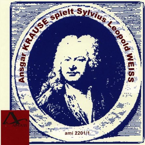 Ansgar Krause Plays Sylvius