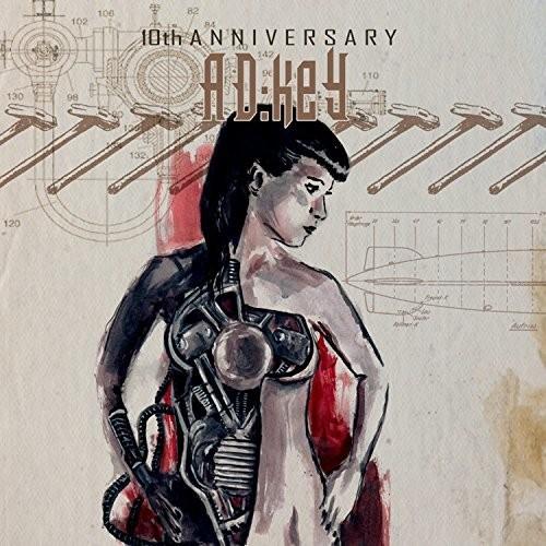 10th Anniversary Ad:key