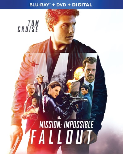 Mission: Impossible [Franchise] - Mission: Impossible - Fallout