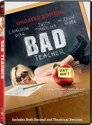 Diaz/Timberlake/Segel - Bad Teacher