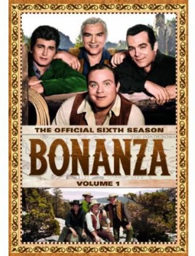 Bonanza: The Official Sixth Season Volume 1