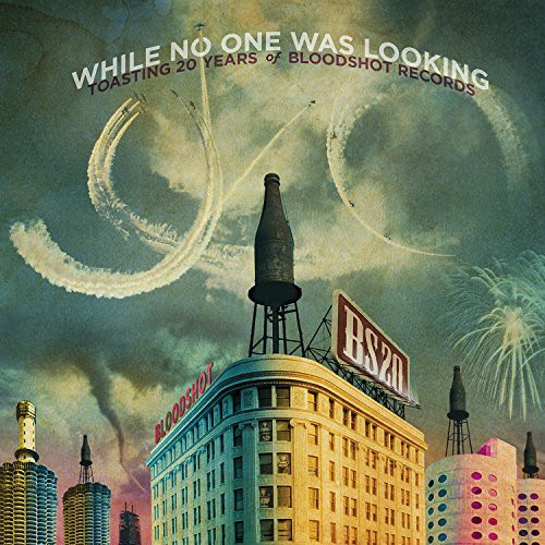 While No One Was Looking: Toasting 20 Years /  Various
