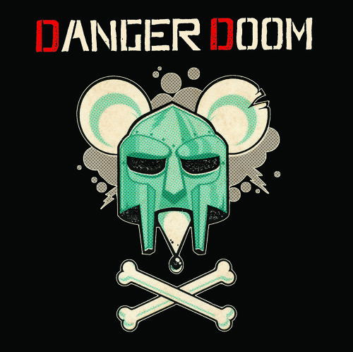 Dangerdoom - Mouse & The Mask: Official Metalface Version