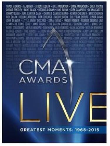 Various - Cma Awards Live (3pc)