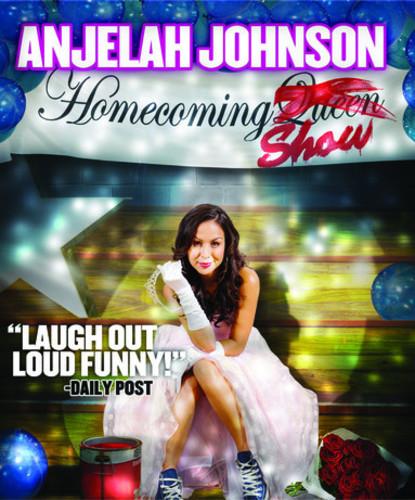 Anjelah Johnson: The Homecoming Show