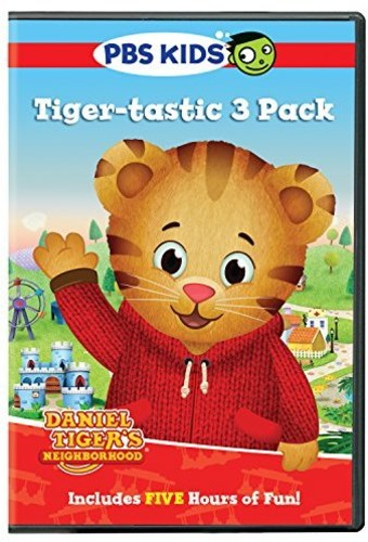 Daniel Tiger's Neighborhood: Tiger-tastic 3 Pack