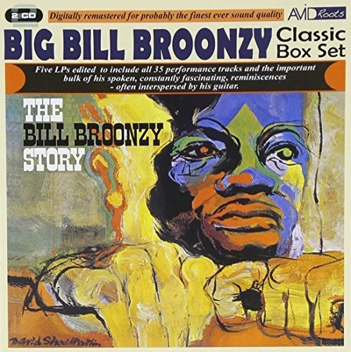 Big Bill Broonzy Story