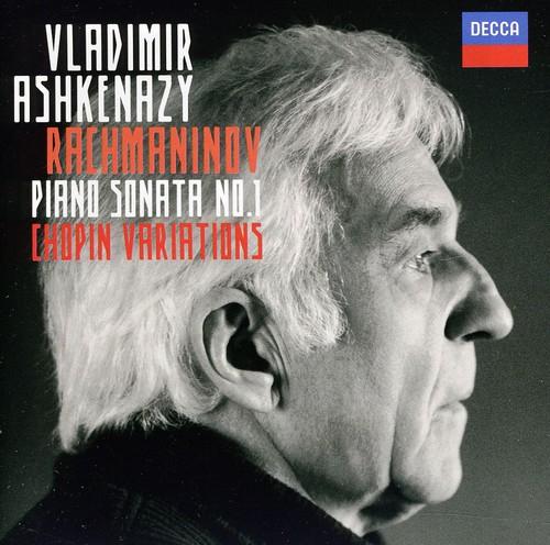 Piano Sonata & Chopin Variations