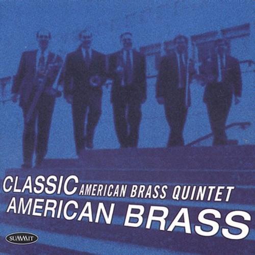 American Brass Quintet - Classic American Brass