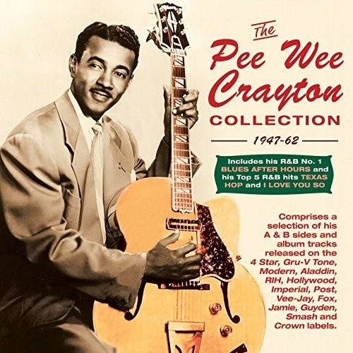 Pee Crayton Wee - Collection: 1947-62
