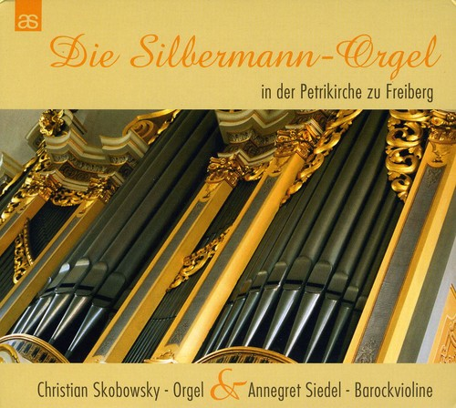Silbermann Organ in the Petri Church of Freiberg