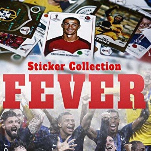 - Sticker Collection Fever
