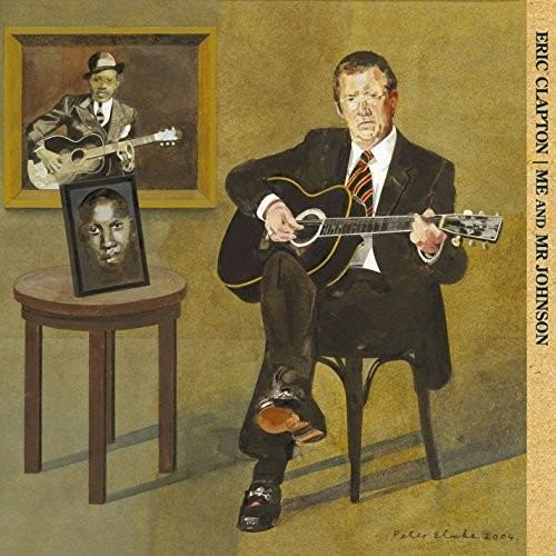 Eric Clapton-Me & Mr Johnson
