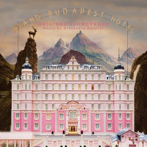 The Grand Budapest Hotel (Original Soundtrack)