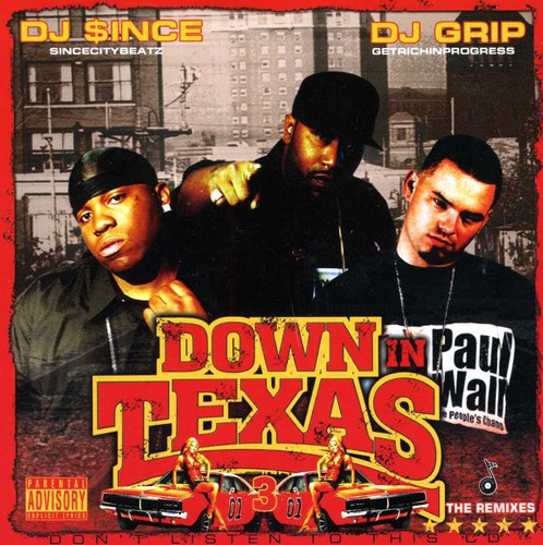 Down in Texas /  Various [Explicit Content]