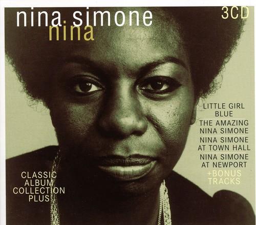 Nina Simone - Classic Album Collection Plus [Import]