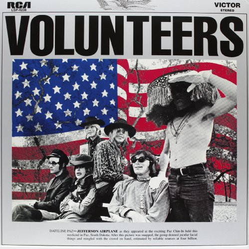 Jefferson Airplane - Volunteers [180 Gram LP]