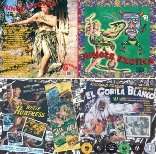 Jungle Exotica 2 /  Various