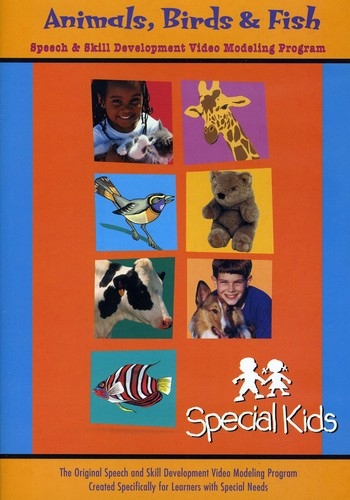 Special Kids: Animals,Birds, And Fish