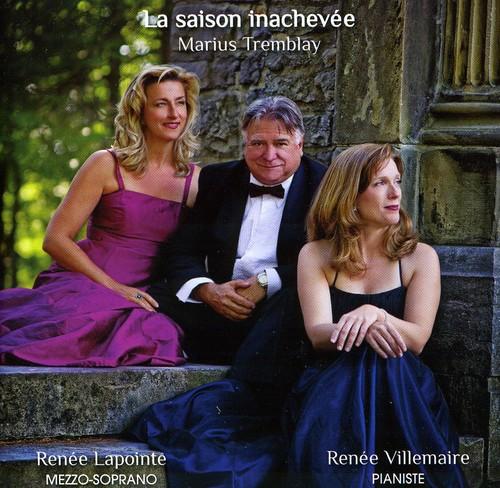 Marius Tremblay: La Saison Inachevee /  Various