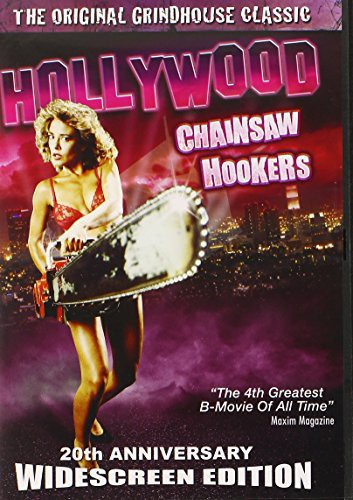 Hollywood Chainsaw Hookers: 20th Anniversary